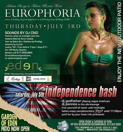 Independence Bash